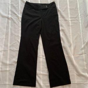 WHBM Black Suit Pants